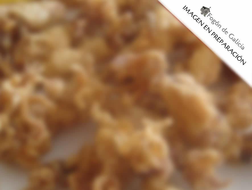 Puntillas de calamar nacional
