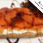 Tosta de ahumados con cebolla caramelizada
